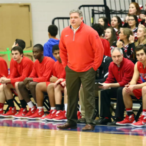Spotlight Q&A with boys basketball coach Zach Skrinjar