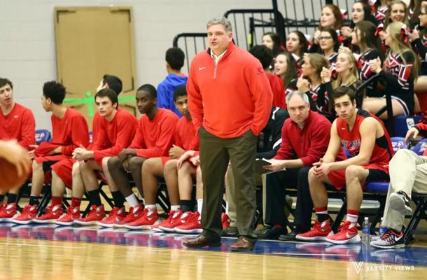 Spotlight Q&A with boys basketball coach Zach Skrinjar