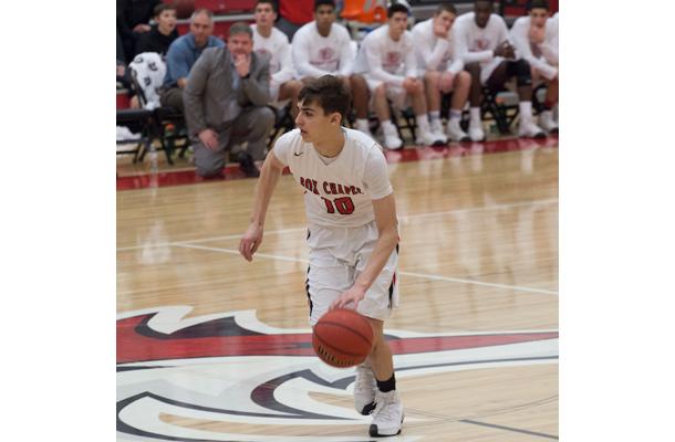 Featured Athlete: Carson Cohen