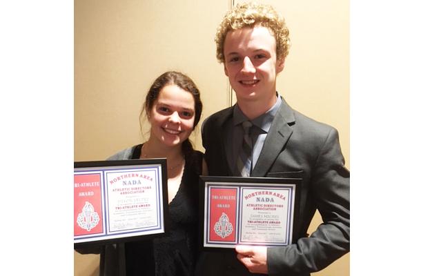Fox Chapel Area Tri-Athletes Receive Awards