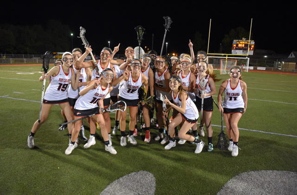 Girls' LAX Advances to WPIAL Championship