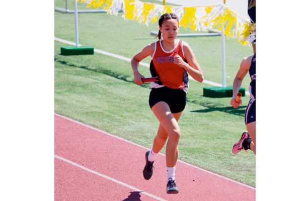 Runner Looks to Improve