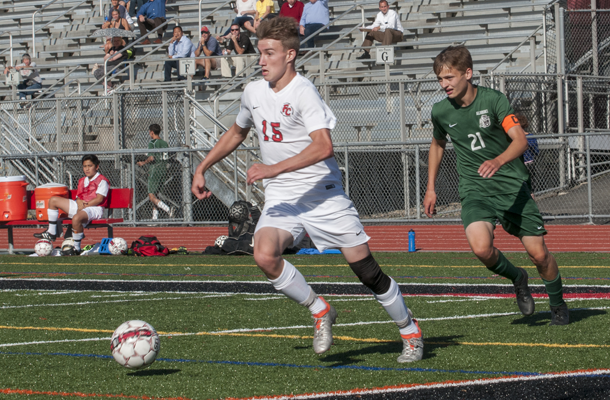 Boys up to new challenge in Section 1-4A