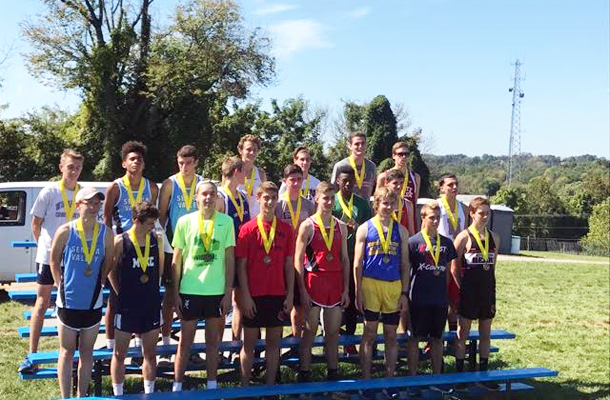 Cross Country Finishes Strong at Statewide Invitational