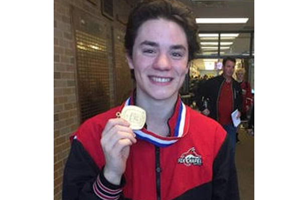 Another WPIAL Gold Medal for Jonah Cagley, Freshman David Manelis Earns Bronze