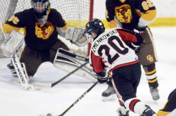 Hockey Team Knocked Out of Playoffs