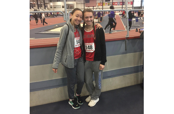Indoor Track Hitting Stride As Interscholastic Sport