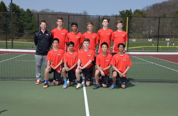 Boys' Tennis Team Loses in PIAA Quarterfinal Match