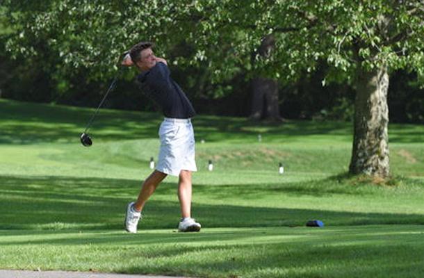 Boys' Golf Breaks School Record, Sends Five Players WPIAL Finals