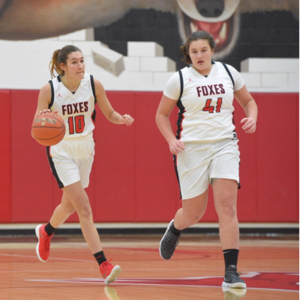 Team Unity a Key in Lady Foxes Return to Playoffs