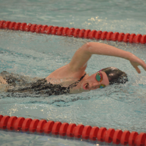 Grind Worth it for Swimmer Grace Gackenbach