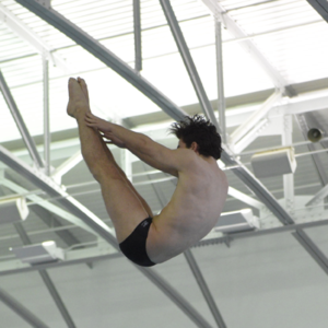 School's All-Time Leading Diver Presses for WPIAL Three-Peat