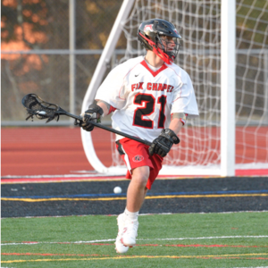 Reed Seybolt Leads LAX team to Hot Start