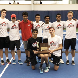 Tennis Scores Lucky Four and Makes WPIAL History