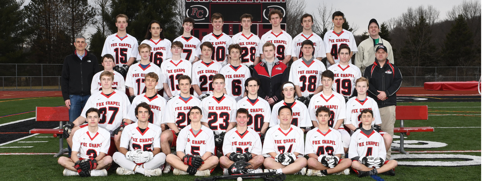 Boys' Lacrosse Team