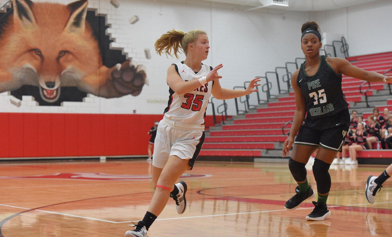Fox Chapel Girls Basketball