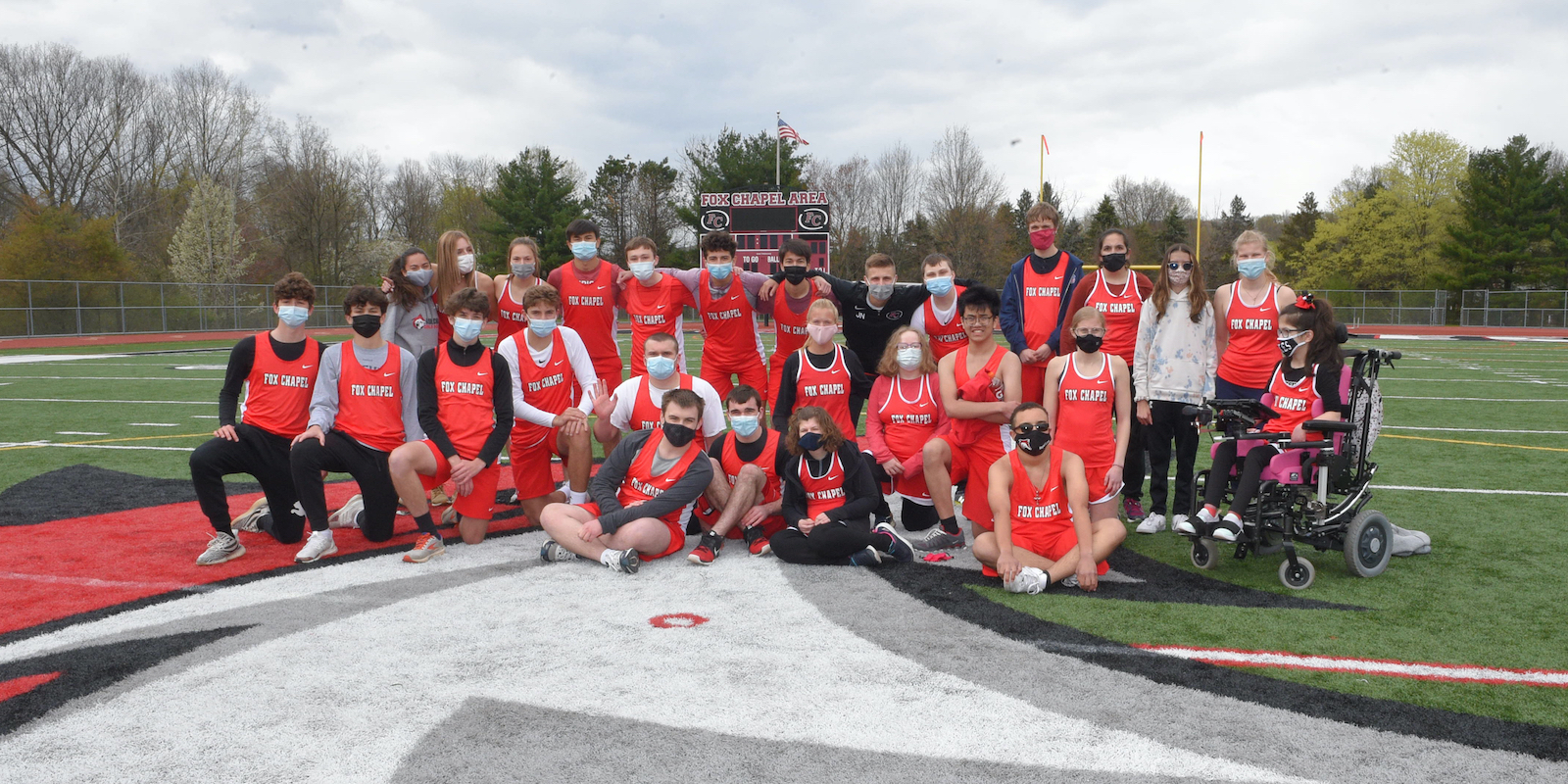 Unified Track Team