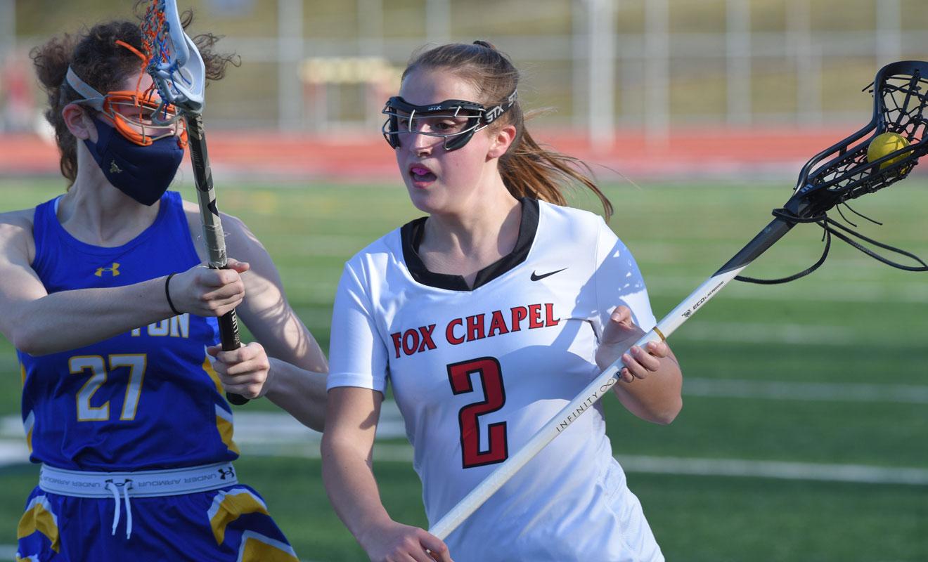 Girls' lacrosse